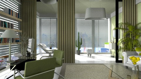 dental - Modern - Office - by lamzoi
