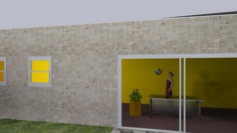 Designs Modern House pool - Modern - by cmlara25