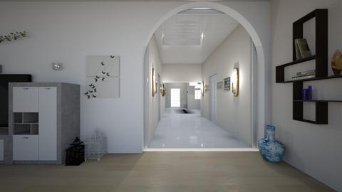 house l6 - Living room - by nikolinajadanic