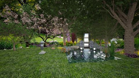 outdoors - Garden - by jdenae3