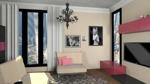 Marilyn - Living room - by ProOlya