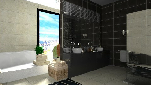 bath city - Modern - by tita