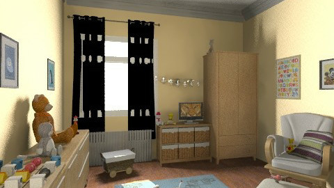 Mybaby2 - Kids room - by Sziszi