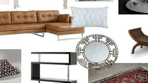 eclectic - Eclectic - Living room - by Georgina Escobedo