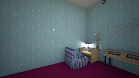 home sweet home - Modern - Bedroom - by Lesli Sozio