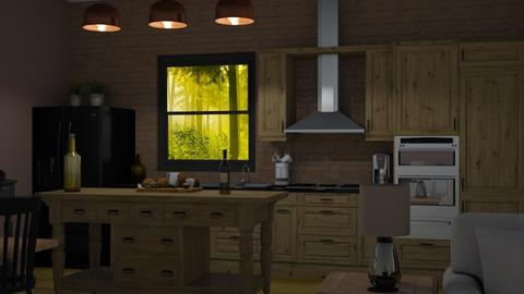 IP Artisan Kitchen - by Designs I Love