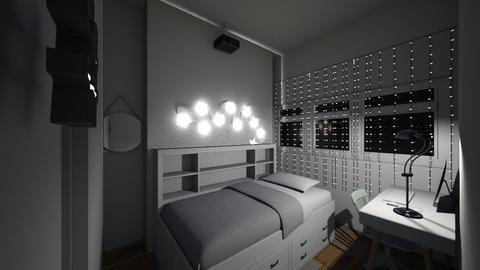 Bedroom 2 - Bedroom - by SaraTorres