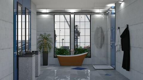 new bath - by barnigondi