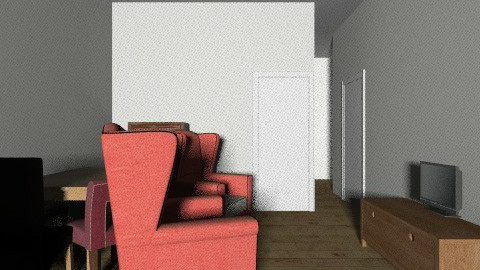 15 - Rustic - Living room - by ranya_ahmed
