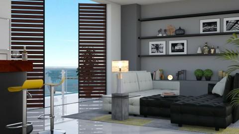 living corner - by barnigondi