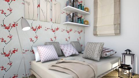 Miss Daisy  - Feminine - Bedroom - by fashionistafalida