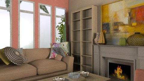 AriZona Zone  - Country - Living room - by vanessa_designs