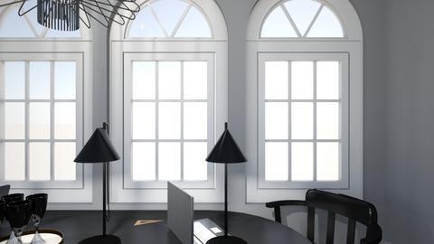 Trilogijas office - Modern - Office - by MontgomeryG