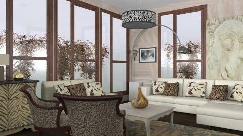 safari - Rustic - Living room - by trees designs