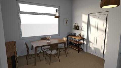 Brynheulog Living Room - Living room - by sdwboss