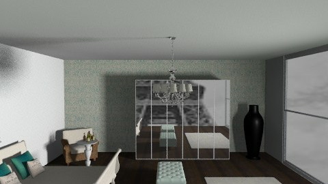 Taste of Paris - Bedroom - by gil_7
