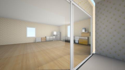 fah - Living room - by Suphanida Jinaya