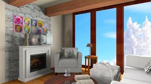 LaSiorre - Vintage - Living room - by PiggyPower