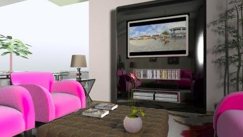 lving - Vintage - Living room - by kellassuncao