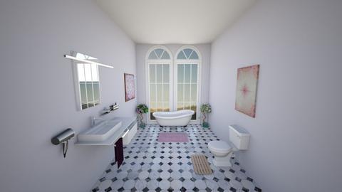 Luxury Bathroom - Bathroom - by ejgirl67