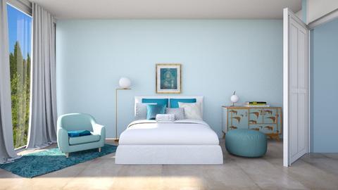 Good Night - Bedroom - by seth96