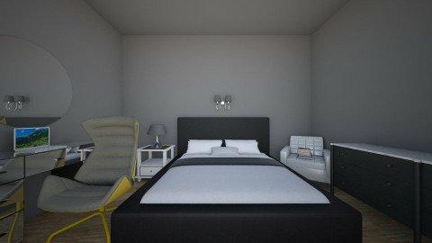 Modern Bedroom - Modern - Bedroom - by hcpsarnoldrd