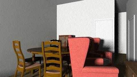 25 - Rustic - Living room - by ranya_ahmed