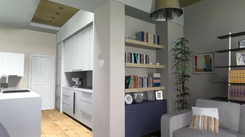 Garzon - Modern - Kitchen - by milyca8