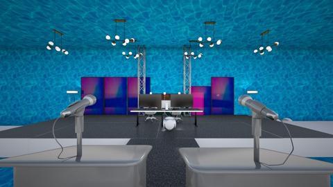 vtm studio - Office - by Sonjak555
