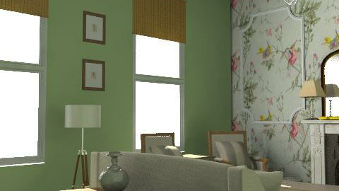 Bedroom25 - Classic - Living room - by richardsbm