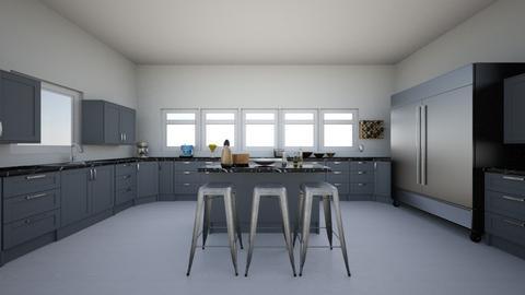 Kitchen Design 347 - Minimal - Kitchen - by Lcusic