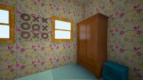 odveciiiii - Bedroom - by Peta petronela petruska