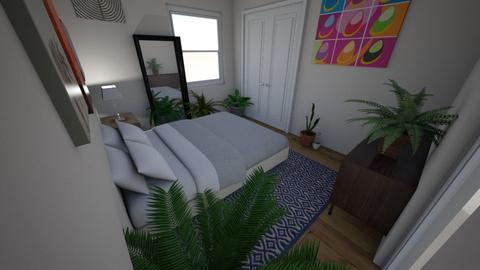 Mitch Room - Eclectic - Bedroom - by abdinoor