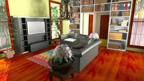 Livingrooom - Living room - by TheAlgonaGirl
