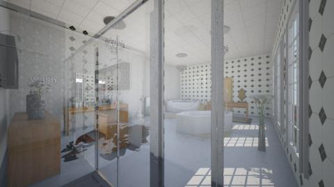 banheiro sbox - Bathroom - by Araujo