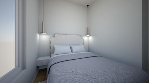 my - Modern - Bedroom - by annsal