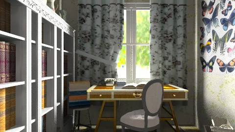 Spring - Country - Office - by hetregent