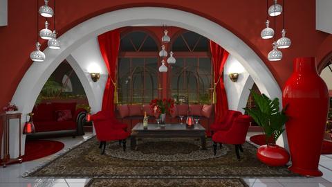 Hall - by marocco