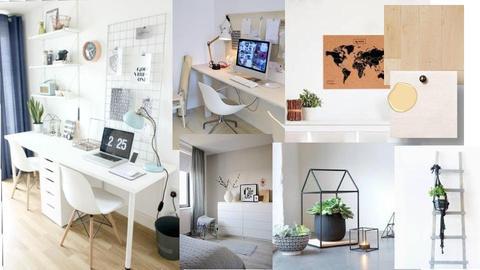 modern bedroom - by 3004charlotte