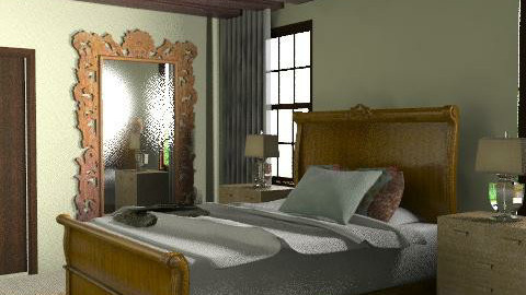 casa de San jose  G. - Rustic - Bedroom - by ARMIDA 1