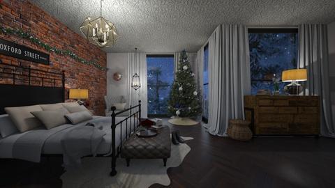 Winter Bedroom  - Bedroom - by cp_interiors