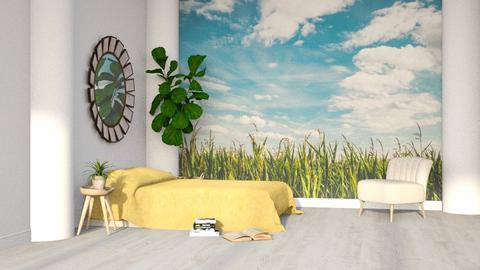 Minimalistic Farm Style - Bedroom - by millerfam