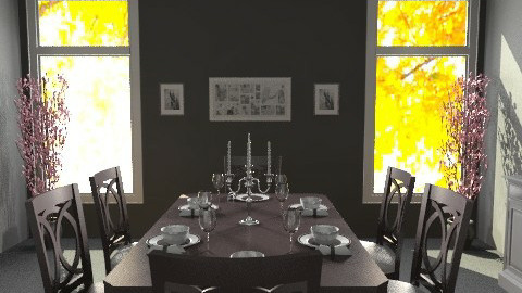 Modern Dining - Modern - Dining room - by egrimsley