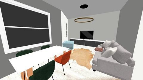 Apartament Relu - by Irinalazia