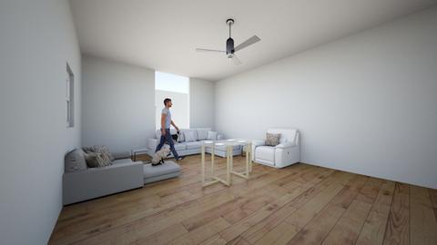 house - Kids room - by bellar