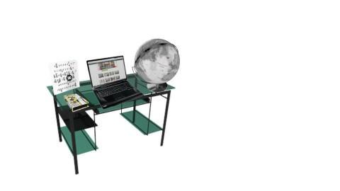 Desk Idea - by Galaxy Romaysa