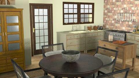 Home Series: Kitchen - Classic - Kitchen - by reedj0218