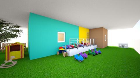 Picur - Living room - by antnik
