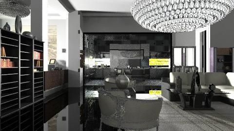 blak - Minimal - Living room - by oliricescarraman