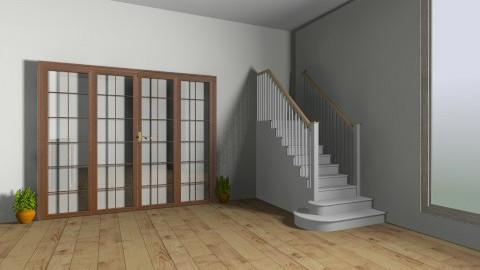 stairs room  - by nitajolly